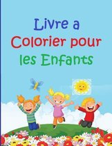 Livre a Colorier Pour Les Enfants