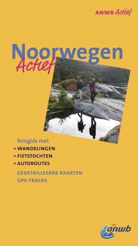 ANWB actief - Noorwegen - Ger Meesters |