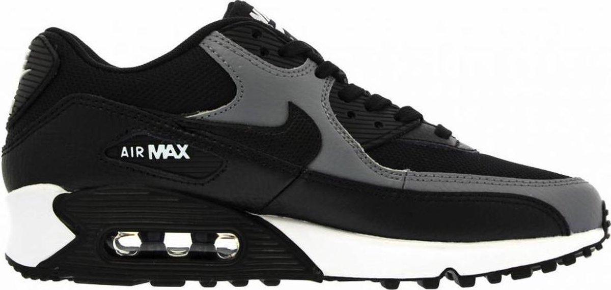 Nike Air Max 90 sneaker 325213-037 Zwart grijs - Maat 42,5
