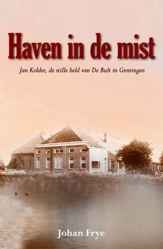 Cover van het boek 'Haven in de mist' van Johan Frye