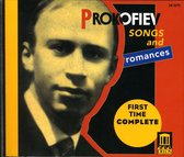 Prokofiev: Songs and Romances / Yevtodieva, Sokolova, et al