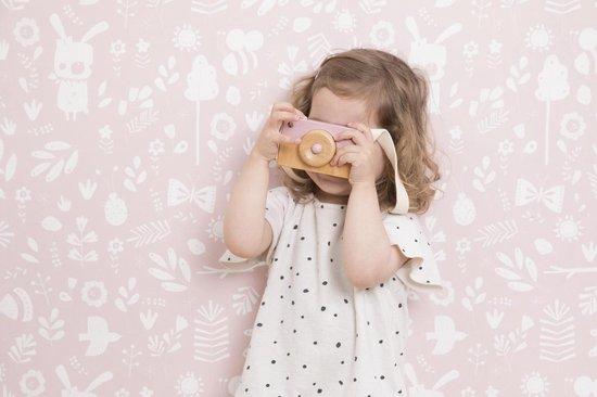 Little Dutch Speelgoed Camera Hout - Roze