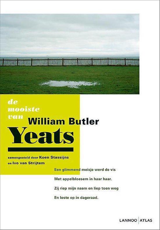 Boek cover De mooiste van Yeats van William Butler Yeats (Paperback)