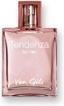 Van Gils Tendenza for Her Eau de Toilette 75ml - Bijna Uitverkocht!