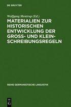 Materialien Zur Historischen Entwicklung Der Gross- Und Kleinschreibungsregeln
