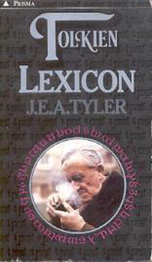 Tolkien lexicon - Tyler, J. E. A. |