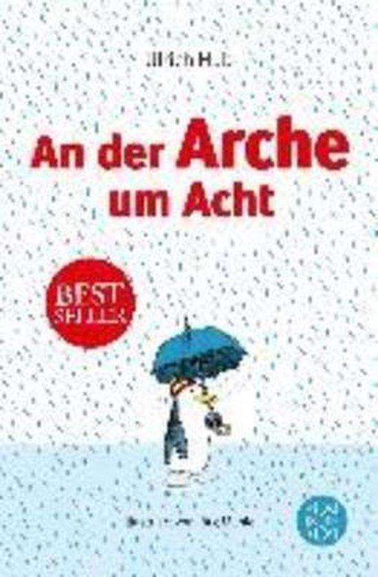 Boek cover An der Arche um Acht van Ulrich Hub (Paperback)