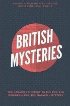 Omslag British Mysteries (Illustrated)
