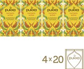 Pukka Turmeric Active - 4 x 20 zakjes