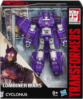 Transformers Generations Combiner Wars Cyclonus - Voyager Class Actiefiguur