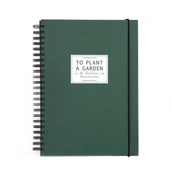 House of Product | Tuinboek | Planner | Moestuinieren