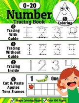 Number Tracing Book