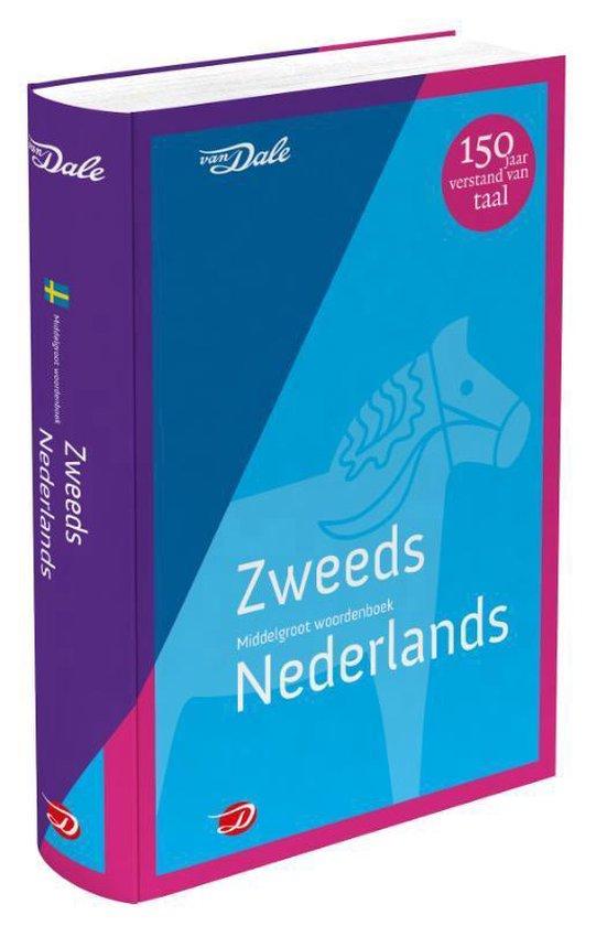 Van Dale middelgroot woordenboek - Van Dale middelgroot woordenboek Zweeds-Nederlands - none  