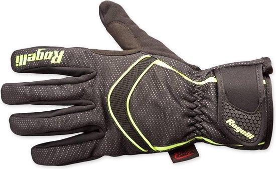 Rogelli Whitby - Fietshandschoenen - Winter - Maat S - zwart/fluor - Rogelli