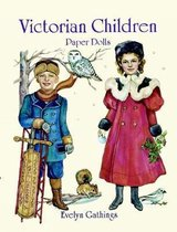 Victorian Children Paper Dolls