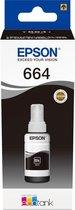 Epson T6641  EcoTank Black ink bottle
