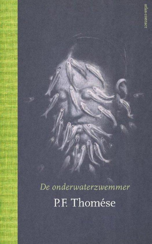 De onderwaterzwemmer - Thomése, P.F. |