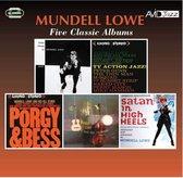 Guitar Moods/TV Action Jazz/Porgy & Bess