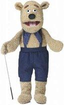 Handpop Teddy Beer Sillypuppets 28''