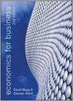 Boek cover Economics For Business van Begg, David K.H.