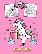 Activity Books For Kids Ages 6-8