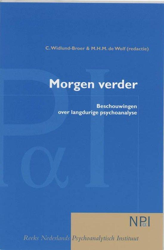 Nederlands Psychoanalytisch Instituut - Morgen verder - none |