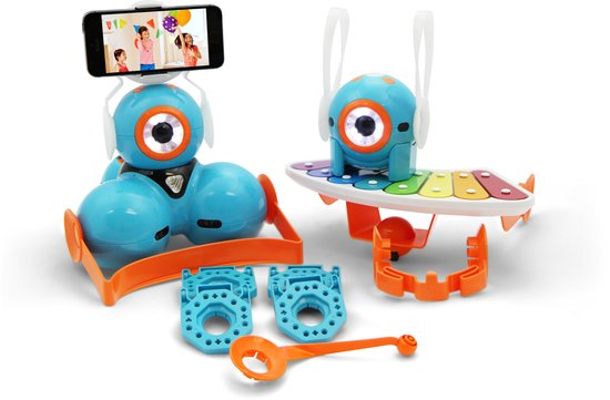 Dash & Dot Robot Wonderpack