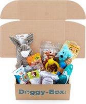 Doggy-box Puppy Verrassingspakket - Hondensnack/Hondenspeeltjes - Assorti