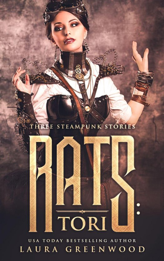 Boek cover Rats: Tori van Laura Greenwood (Onbekend)