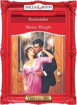 Omslag Surrender (Mills & Boon Vintage Desire)