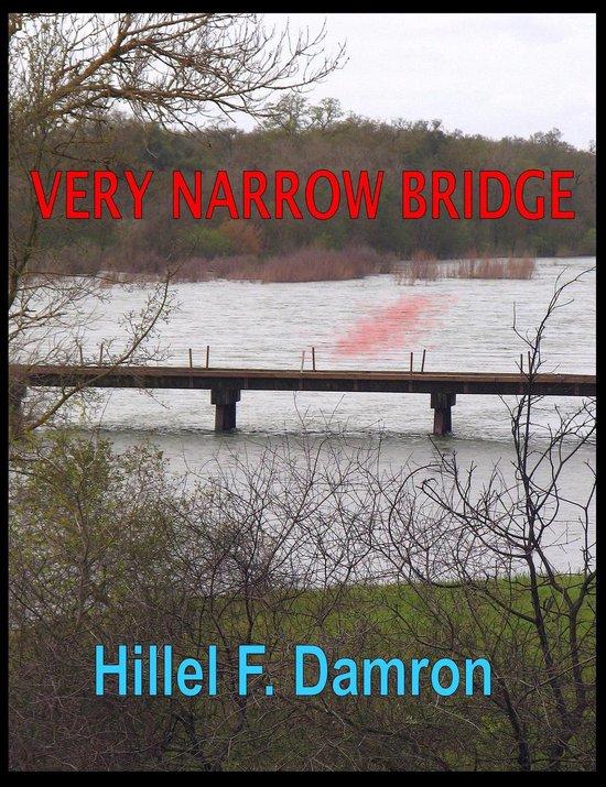 Omslag van Very Narrow Bridge