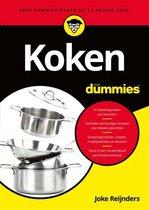 Boek cover Voor Dummies - Koken voor Dummies van Joke Reijnders (Paperback)