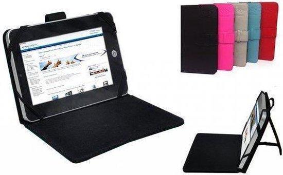 Mpman Tablet Mp720 Cover - Handige beschermhoes met standaard - Kleur Zwart
