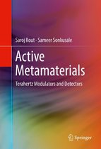 Omslag Active Metamaterials