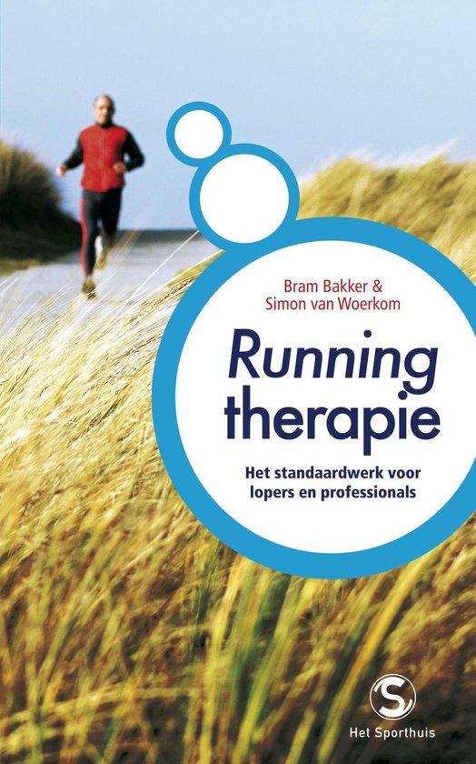 Cover van het boek 'Runningtherapie'