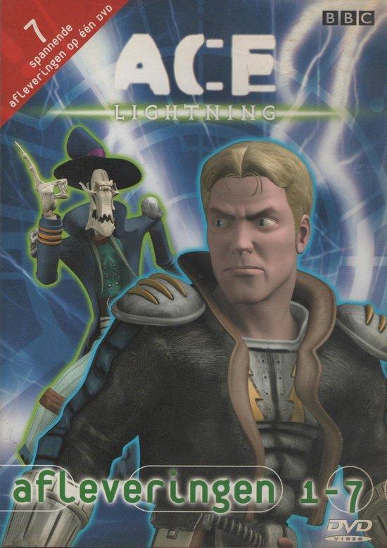 Cover van de film 'Ace Lightning 1-7'