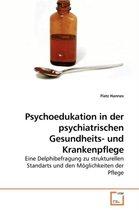 Omslag Psychoedukation in Der Psychiatrischen Gesundheits- Und Krankenpflege