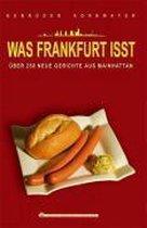 Was Frankfurt isst