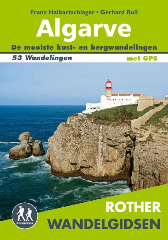 Rother wandelgids Algarve - Franz Halbartschlager pdf epub