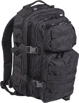 US Assault pack Molle Large rugzak Zwart ca 36 L
