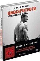 Undisputed IV - Boyka Is Back (Blu-ray im Steelbook)