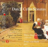 Dutch Cello Sonatas Vol.2