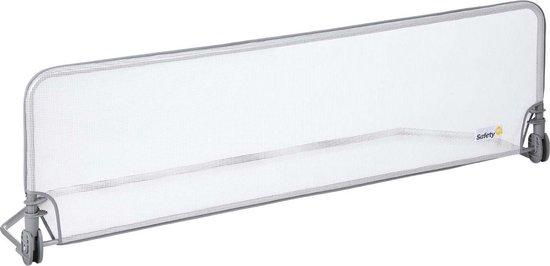 Product: Safety 1st Bedhekje - 148 cm - Grijs, van het merk Safety 1st