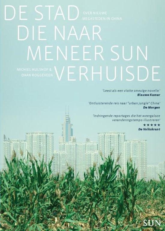 De stad die naar meneer Sun verhuisde - Michiel Hulshof |