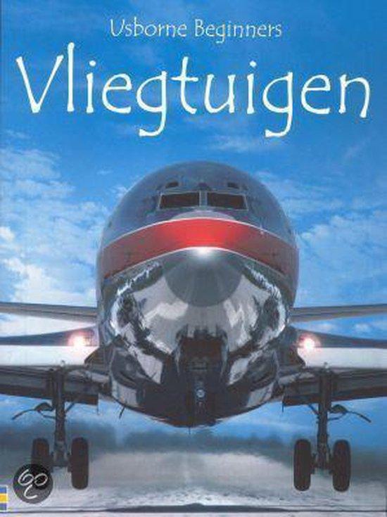 Cover van het boek 'Vliegtuigen'