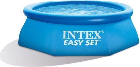 Intex Easy Set Zwembad 244 x76 cm - Opblaasbaarzwembad