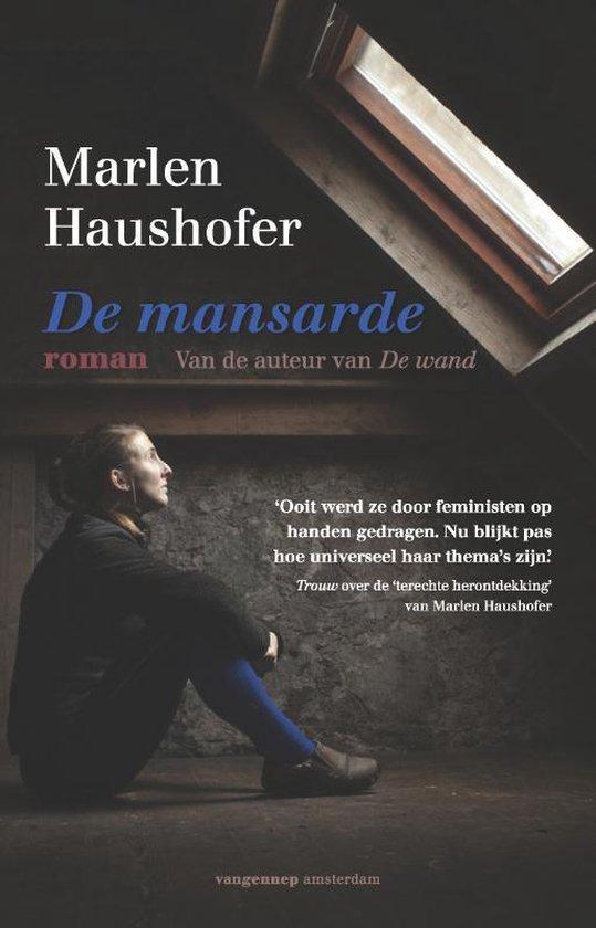 Cover van het boek 'De mansarde' van  *