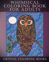 Whimsical Coloring Book for Adults