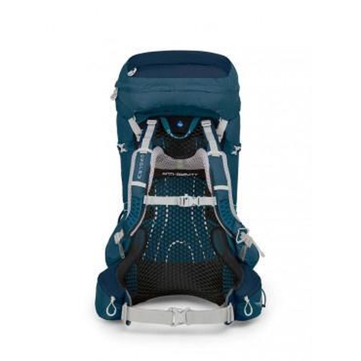 Osprey Aura AG 65l backpack dames Challenger Blue Medium