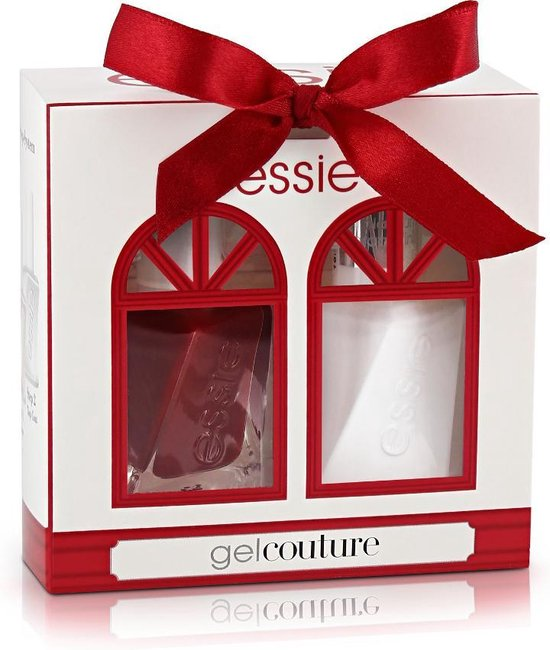 Essie Gel Couture nagellak Christmas Giftset – Make-up geschenkverpakking